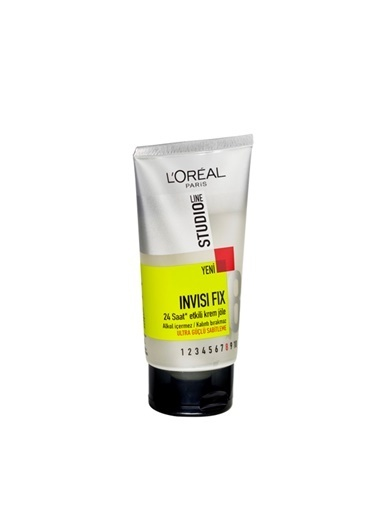 L'Oréal Paris Studio Line Invisifix 8 Numara Ultra Güçlü Sabitleme Jöle Renkli